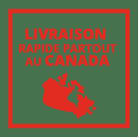 Livraison au Canada